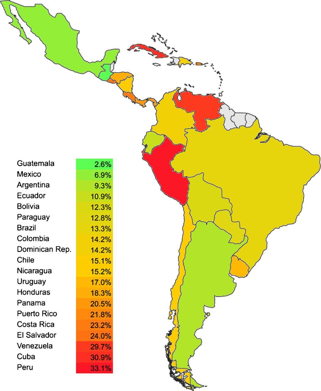 Asthma in Latin America | Thorax